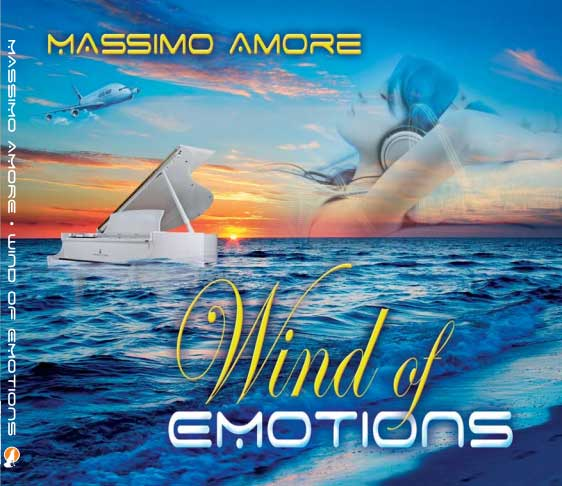 Massimo Amore - Wind of Emotions - pop strumentale -
